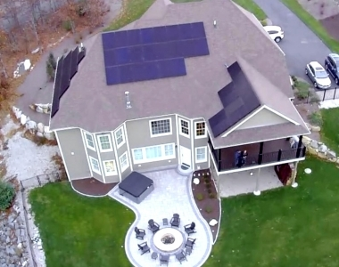 paver-stone-fire-place-aerial